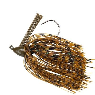 Booyah Baby Boo Jig - Select Color - Bass Finesse Fishing Jig Lure, Booyah Baits