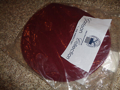 US Military Issue Maroon Beret  Cap Hat Sz  7 3/8 * NWT * AIRBORNE Parartrooper