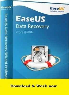 EaseUS Data Recovery Wizard Professional 6.1 LifeTime License + key