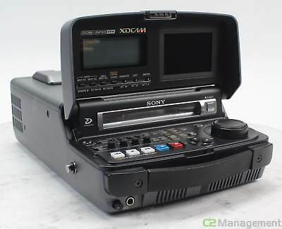 Sony PDW-R1 XD CAM Professional Disc Recorder