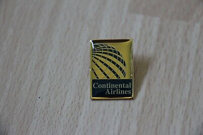 Pin Continental Airlines