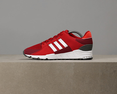 wholesale dealer aceba a5706 Adidas EQT Support RF - Power Red  White