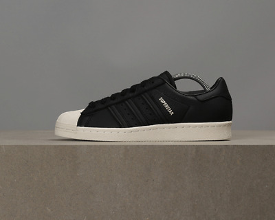 Adidas Superstar 80s - Core Black / Green / Red