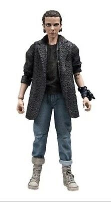 """Stranger Things 7"""" Action Figure Punk Eleven McFarlane Toys Brand New On Card"""