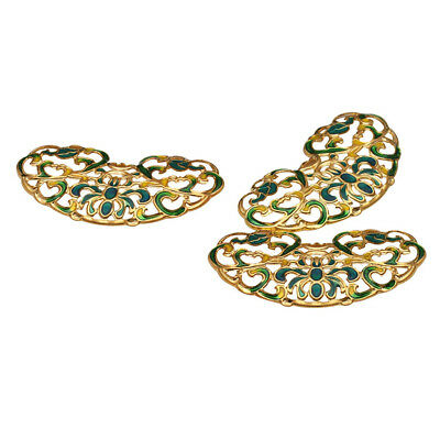 3Pcs Vintage Ancient Chinese Hair Clip Accessories Necklace Jewelry Fingings