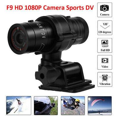 Mini Portable Full HD 1080P Waterproof Bike Car Outdoor Sports DV Video Camera