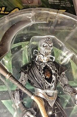 Black Lantern Nekron Collector Action Figure DC Direct Blackest Night Series 5