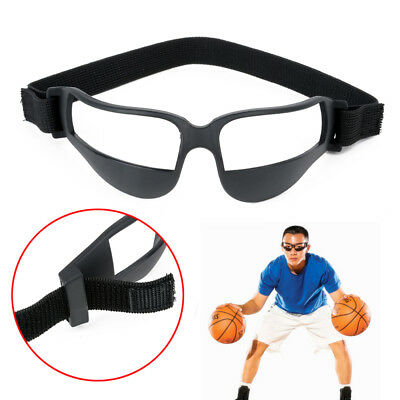 fea66e033bc4 Heads Up Basketball DRIBBLE Dribbling Specs GOGGLES Glasses TRAINING AIDs  Tool