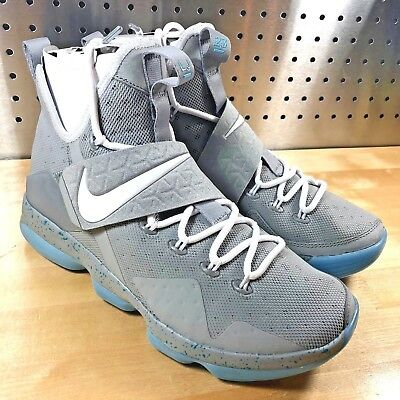 finest selection f0420 b5bc0 ... switzerland new nike lebron xiv mag marty mcfly back to the future 852405  005 ca357 6e1ff