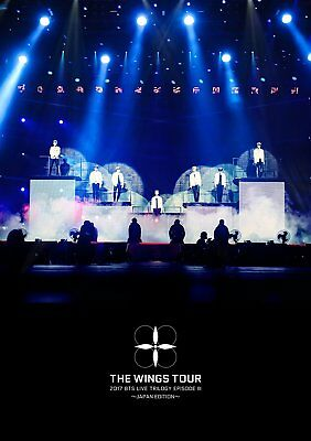 BTS [2017 BTS LIVE TRILOGY EPISODE III THE WINGS TOUR ~JAPAN EDITION~] Blu-ray