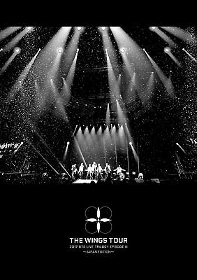 Bts [2017 Bts Live Trilogy Episode Iii The Wings Tour ~Japan Edition~] 2Dvd