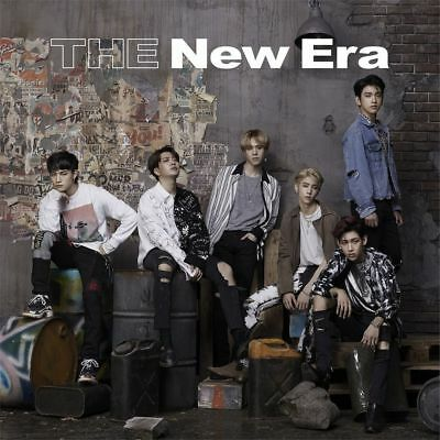 GOT7 Japan 5th Single [THE New Era] Type A (CD+DVD) Limited Edition