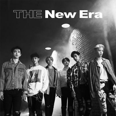 GOT7 Japan 5th Single [THE New Era] Type C (CD+DVD) Limited Edition