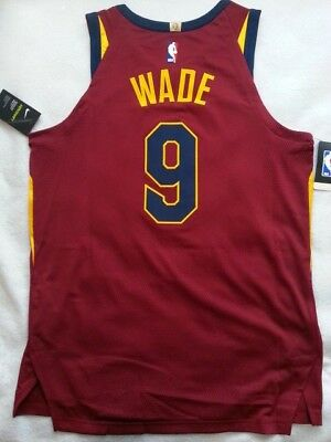 200 Nike Cleveland Cavaliers Dwyane Wade NBA Authentic Icon Jersey Mens XL  NWT 5193ba2ab