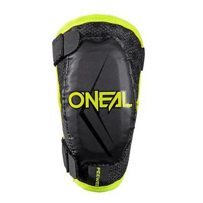 Oneal Peewee Elbow Guard Mx Children's Protector 2019 - Neon Yellow Motocross