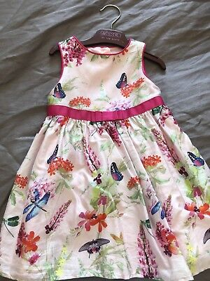 Ted Baker Girls Dress Age 12-18months