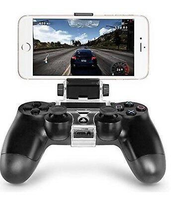 Android Smartphone Clip For PS4 DualShock/Slim/Pro Controller