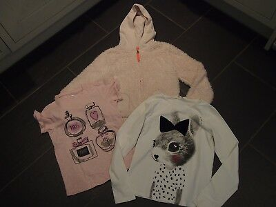 Small bundle of clothes for girl age 8-10 years