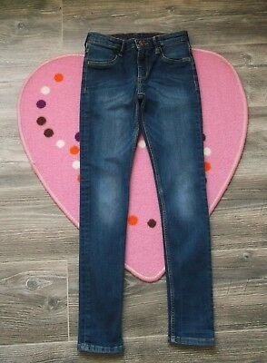 "H&M ♛ tolle Jeans ""Skinny Fit "" mittlere Waschung Gr 140 -146- 152 Topzustand ♛"