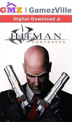 Hitman: Contracts Steam Key PC Digital Download