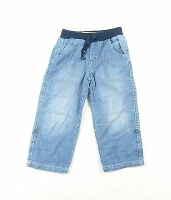 George Boys Blue Jeans Age 3-4