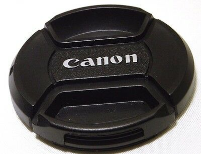 Canon 55mm lens front cap snap on type for 50mm f1.8 SC FD
