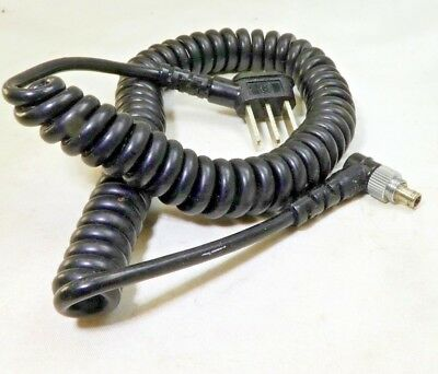 Nikon Coiled cord 6 10 Sync cord Flash
