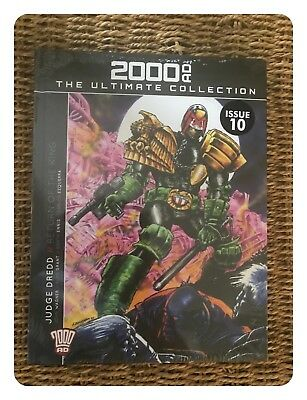 2000 AD: The Ultimate Collection Judge Dredd: Return of the King Issue 10 - New