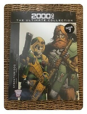 2000 AD: The Ultimate Collection Strontium Dog: Volume 1 Issue 7 - New Sealed