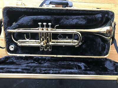 OLDS  Student Bb Trumpet Lacquer