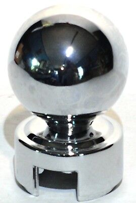 gear shift knob kit chrome ball for Volvo Mack Peterbilt Kenworth 13/18 Eaton