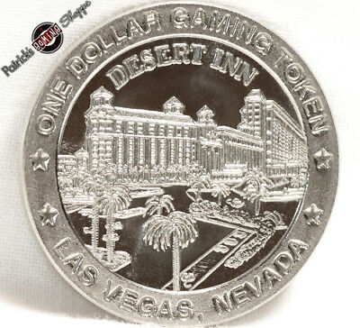 $1 Slot Token Coin Desert Inn Casino 1998 Gdc Mint Las Vegas Nevada New Rare