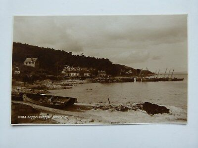 Vintage Postcard - Arran, Corrie - Judges Ltd 11483 - Unused