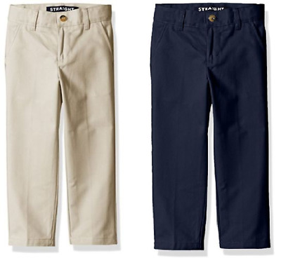 NEW French Toast Boys Straight Fit Pant w/ Adjustable Waist