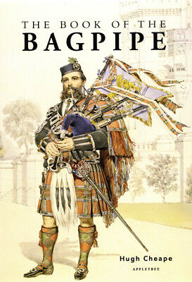 The Book of the Bagpipe by Hugh Cheape