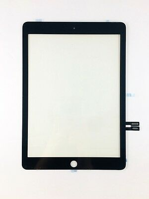 """OEM iPad 6th Generation Touch Screen Digitizer A1893 A1954 9.7"""" 2018 w/ Adhesive"""