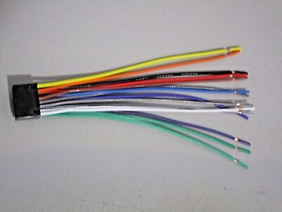 jvc wire harness kd ar400 wc777 s690 s570 sx840 j6 6 99 picclick jvc kd r300 wire harness new df3