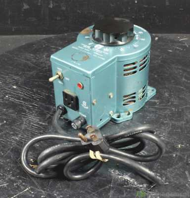Staco Type 3PN1010 Variable Electric Auto Transformer