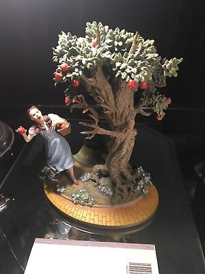 Wizard Of Oz Bobble 2000 Turner Entertainment Dorothy. Attired In The Forest
