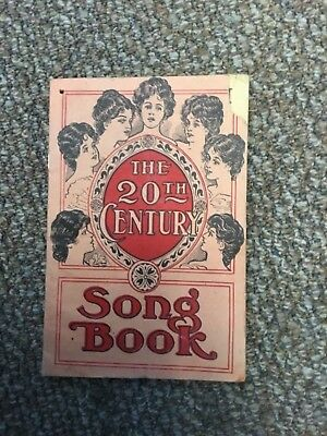 20th Century Song Book, 1904, McElree's Wine of Cardui Tonic, Quack Medicine