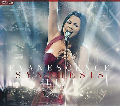 Evanescence **Synthesis Live **BRAND NEW CD & DVD!!