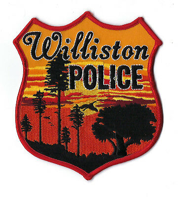 Williston (Levy County) FL Florida Police patch - NEW!