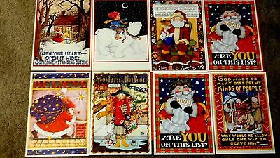 Classic Gift  Mary Engelbreit Christmas Posters  Best Sellers !