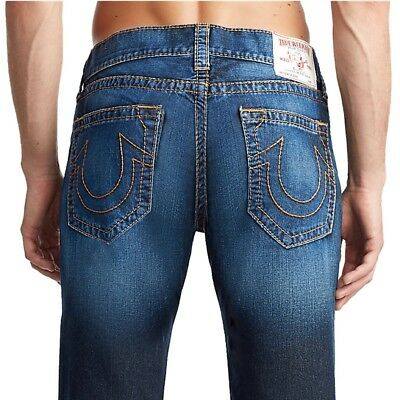 2994417c TRUE RELIGION MEN'S Skinny Moto Jeans in Nightmare Wish - $99.00 ...