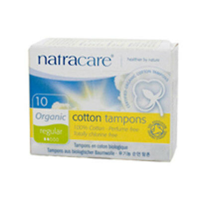 Tampons R?gulier, 20 Ct par Natracare