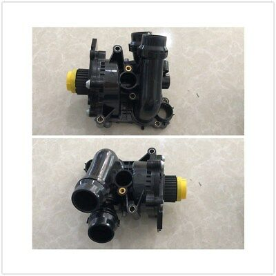 1PCS Metal&Plastic Water Pump Thermostat Assembly Direct Replacement Parts