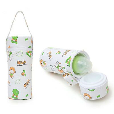 Multipurpose Thermal Insulated Baby Bottle Bag Warmer Storage Holder New -BM68