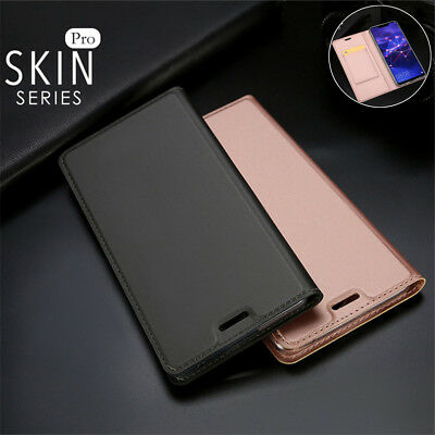For Huawei Mate 20 10 Lite 9 Pro Leather Case Flip Magnetic Stand Wallet Cover