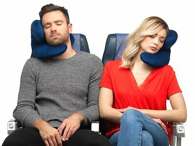 Head Neck Support Travel Pillow Soft J Shape Health Pillow Sleep Head Cushion