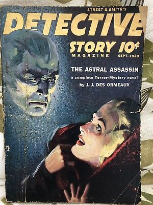 Detective Story Pulp